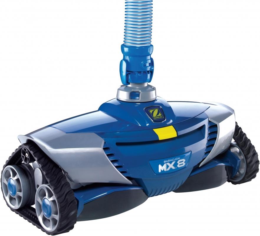 Robot per Piscine Pulitore idraulico Zodiac MX8  LaDivinaPiscina