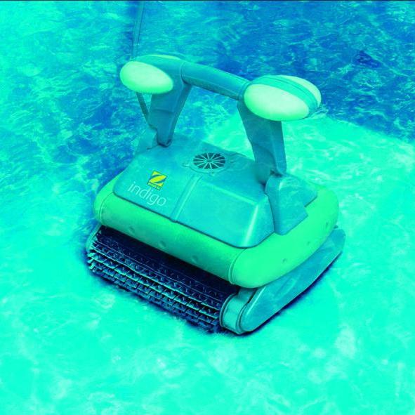 robot per piscine pulitore zodiac indigo ladivinapiscina. Black Bedroom Furniture Sets. Home Design Ideas