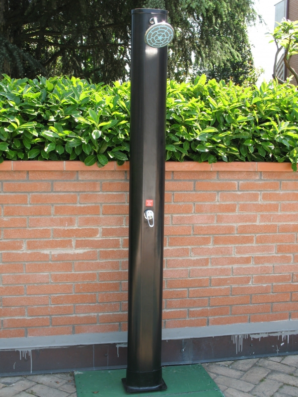 Doccia solare np 35 ladivinapiscina - Doccia da giardino solare ...