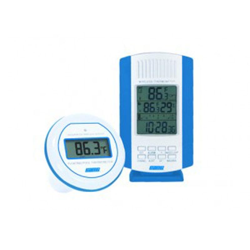Termometro wireless ladivinapiscina for Termometro piscina