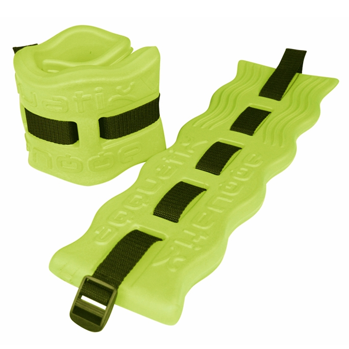 Cavigliera polsiera easy ankle cuffs ladivinapiscina for Attrezzi piscina