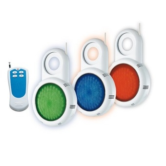 faro completo a led colorati rgb o led bianco per piscina fuori terra ladivinapiscina. Black Bedroom Furniture Sets. Home Design Ideas