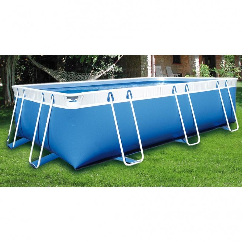 Comfort 125 piscina fuori terra in pvc ladivinapiscina - Piscine fuori terra autoportanti ...