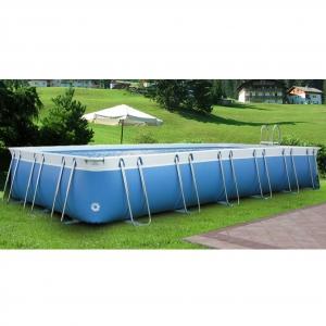 Luxury large 125 piscina fuori terra in pvc for Piscine fuori terra pvc