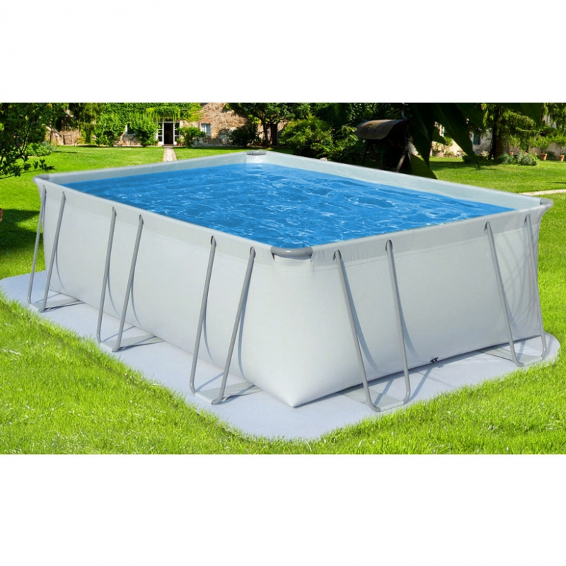 Fantasy pool piscina fuori terra in pvc ladivinapiscina - Piscine in pvc ...