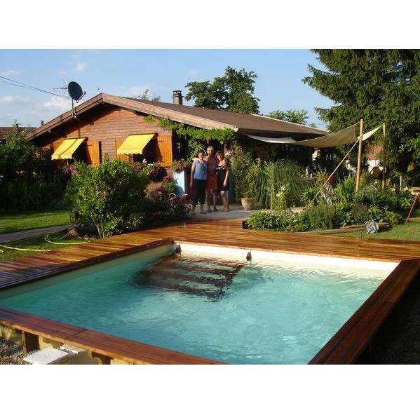 Wood line bahia piscina fuori terra in legno - Piscine fuori terra in legno ...