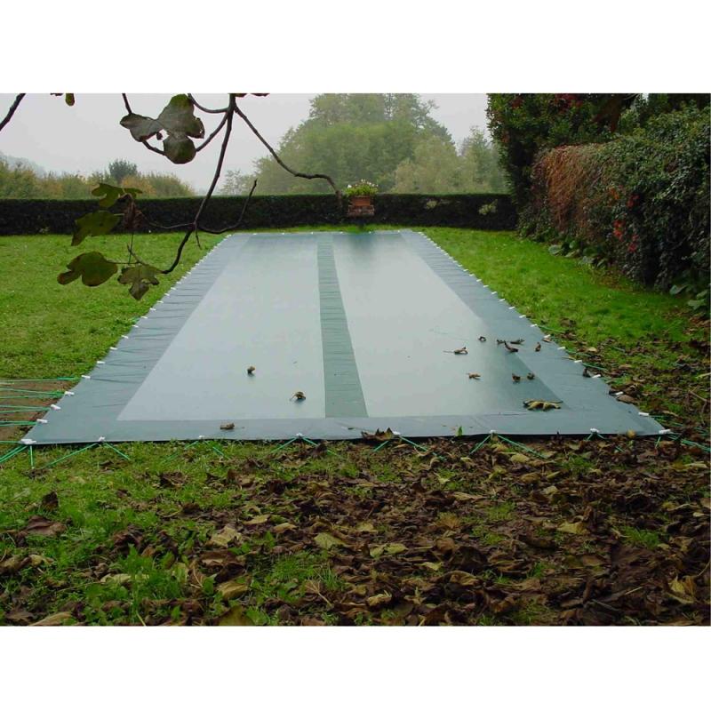Wincogrill drenante tesa - Copertura invernale per piscina - Img 2