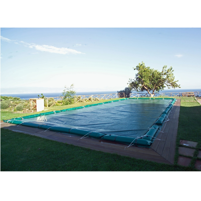 Copertura invernale per piscina - Wincover Plus su misura  LaDivinaPiscina