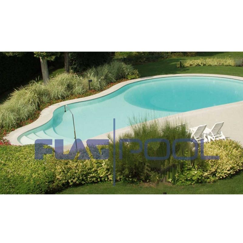 Rivestimenti interni in pvc per piscine colori standard for Big blu piscine