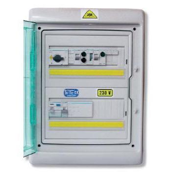 Armadio Elettrico Per Esterno.Quadri Elettrici Per Piscine Interrate Bordo Sfioratore Ladivinapiscina