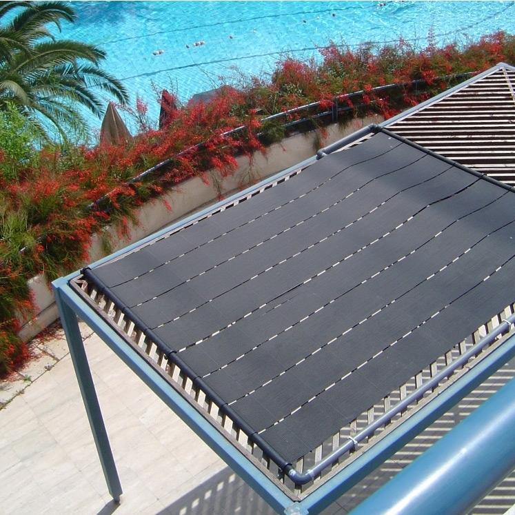 Collettori solari per piscine ladivinapiscina - Pannelli solari per piscina ...