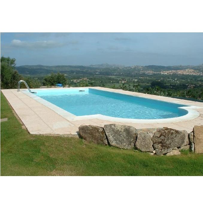 Isoblok relax piscina interrata in kit ladivinapiscina for Piscine 5 x 3