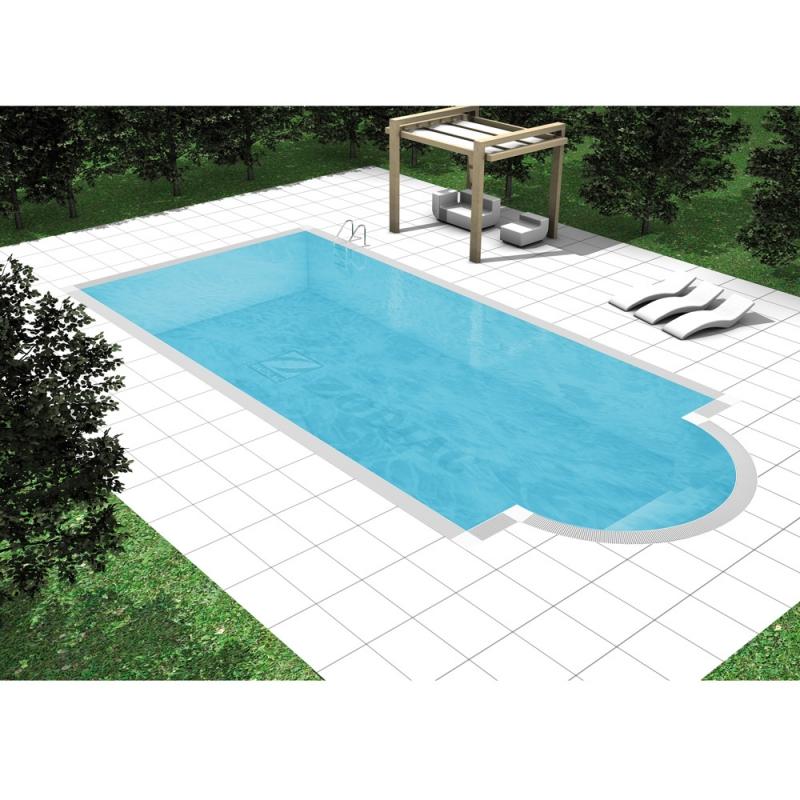 Piscine sotto terra piscine laghetto propone i light - Tappetino per piscina ...