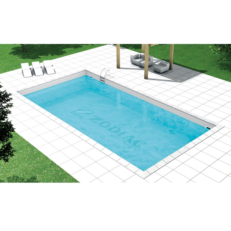 Noha a skimmer piscina interrata in kit ladivinapiscina - Piscina interrata costo ...