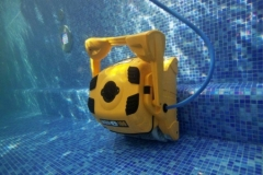 Robot per piscine - Pulitore Maytronics Dolphin Wave 50 - Img 4