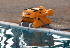 Robot per piscine - Pulitore Maytronics Dolphin Wave 100 - Img 6
