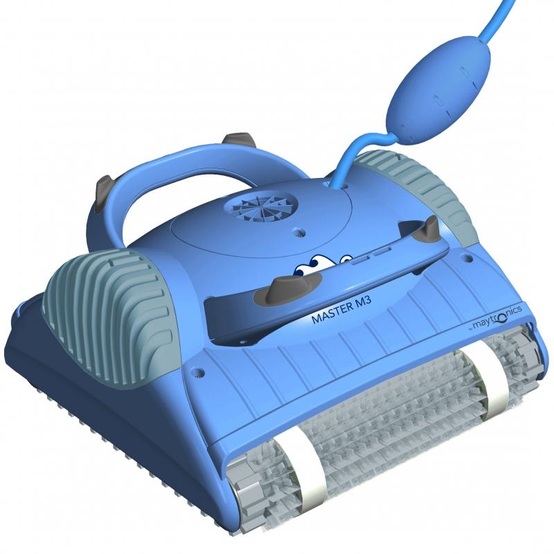 Robot per piscine pulitore maytronics master m3 for Robot piscine maytronics