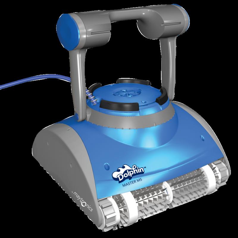 Robot per piscine pulitore maytronics master m5 for Robot piscine maytronics