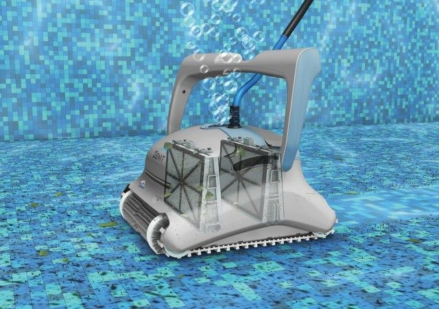 Robot pulitori per piscine maytronics dolphin zenit 30 for Robot piscine maytronics