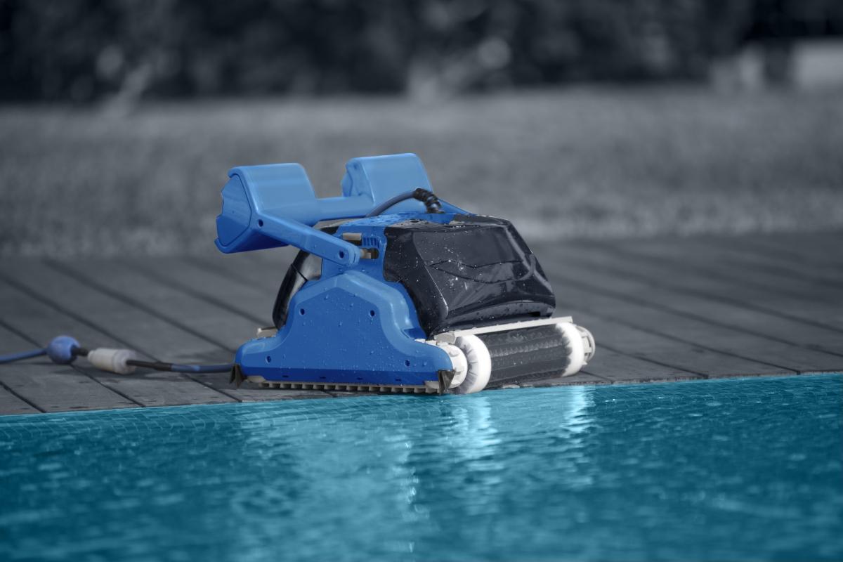 Robot per piscine pulitore maytronics dolphin f40 for Dolphin piscine
